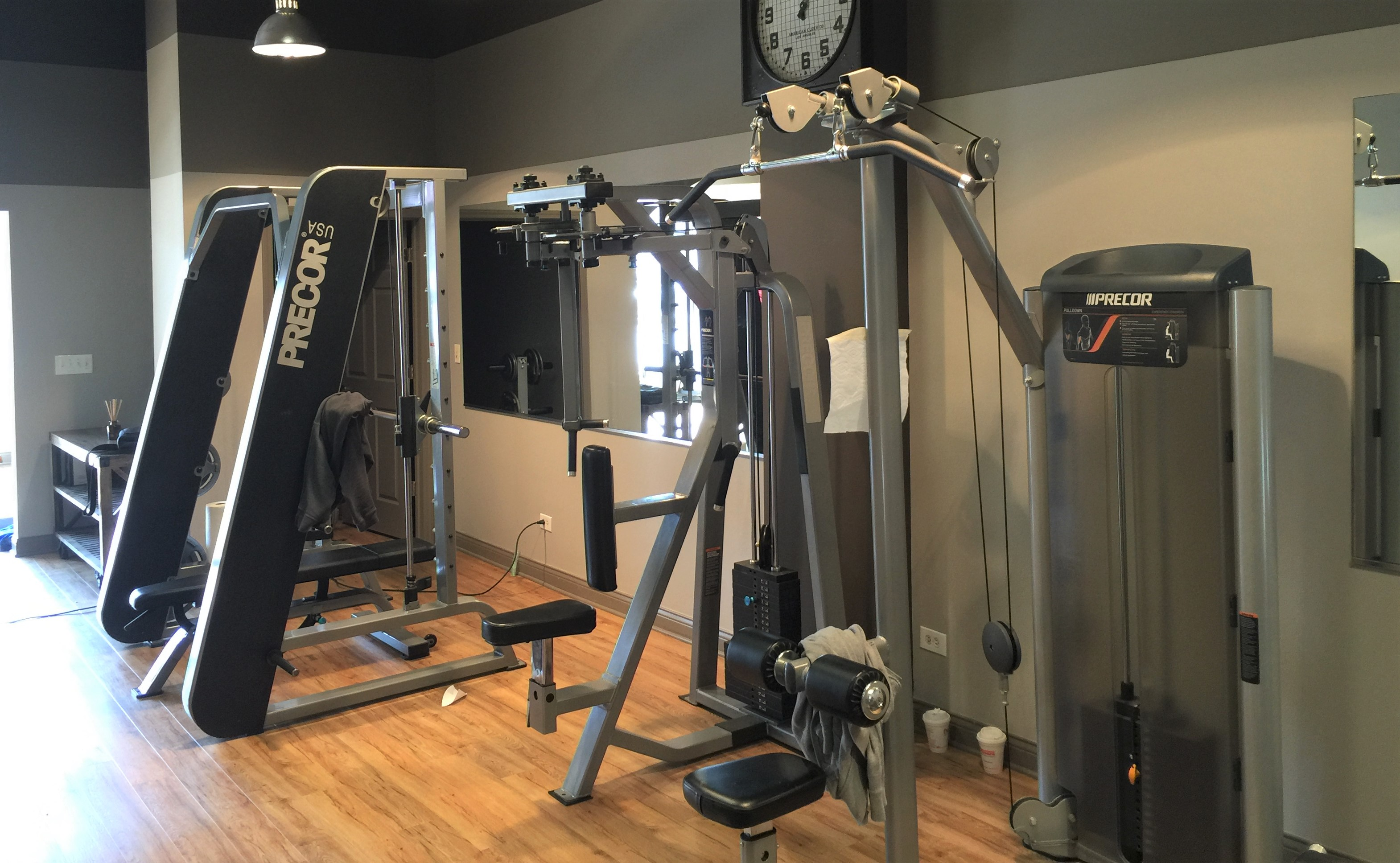Delivery Amp Installation Of Precor Amp Cybex Fitness