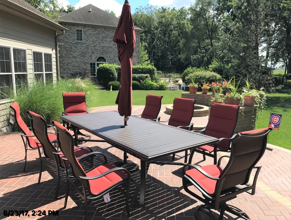 Delivery & Installation of Tropitone Patio Furniture in Aurora, IL! - Delivery & Installation Of Tropitone Patio Furniture In Aurora, IL