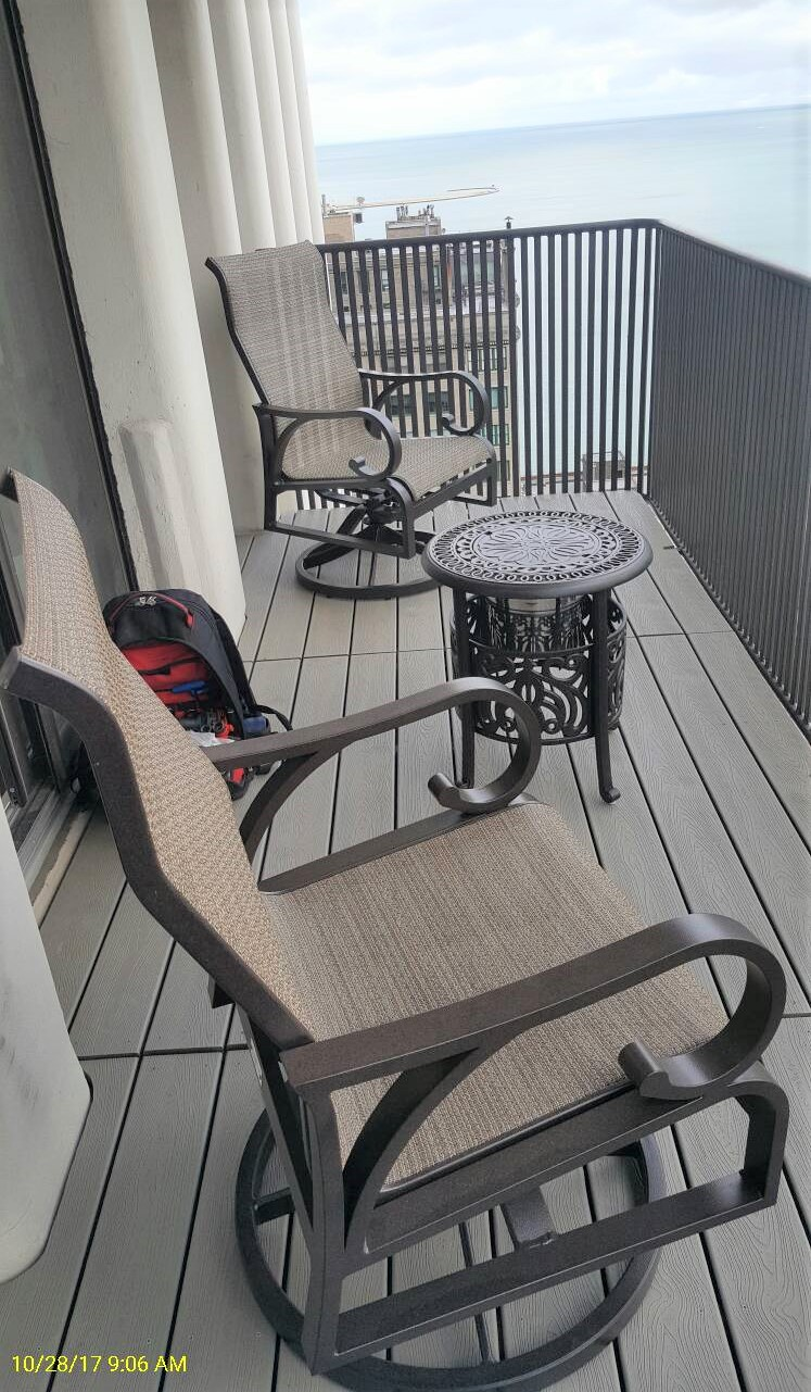 Captivating Delivery U0026 Installation Of Patio Furniture To Chicago, IL!