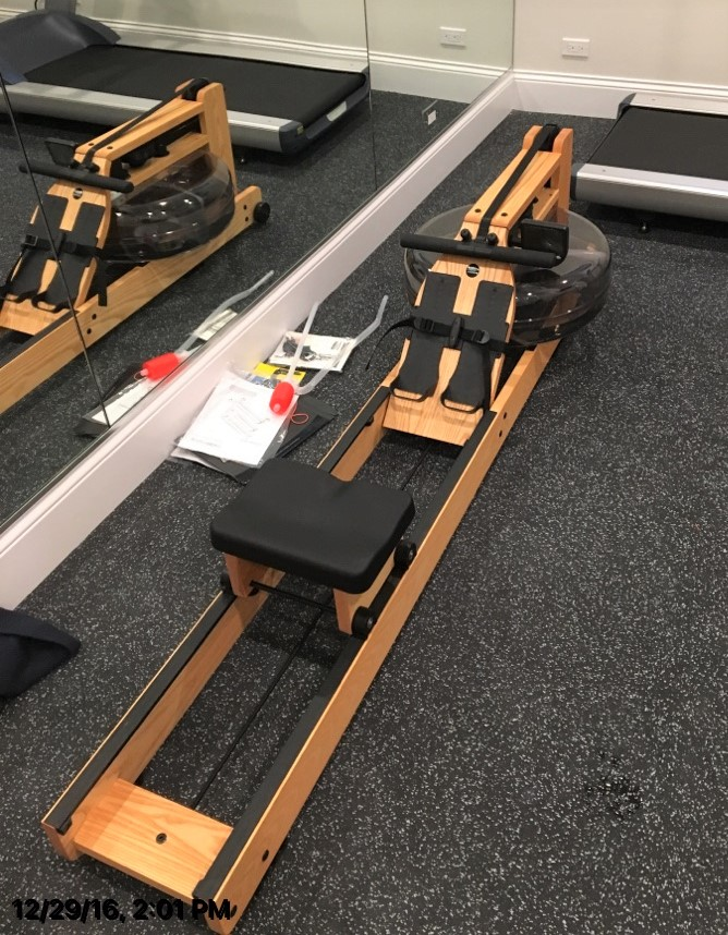 Transmotion Delivery Assembly Installation Relocation Extraction Removal  Chicago IL Inspire Fitness 3 Tier Dumbbell Rack Northern