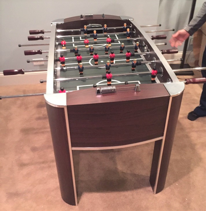 Delivery Installation Of 2 Game Tables In Glenview Il Transmotion