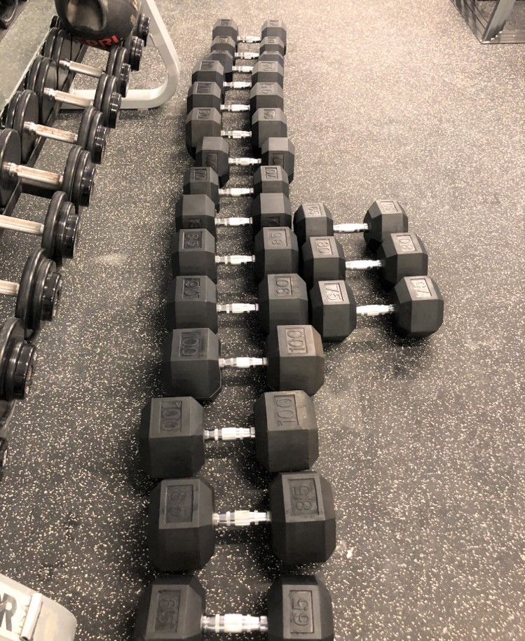 Delivery Amp Installation Of Fitness Equipment For The
