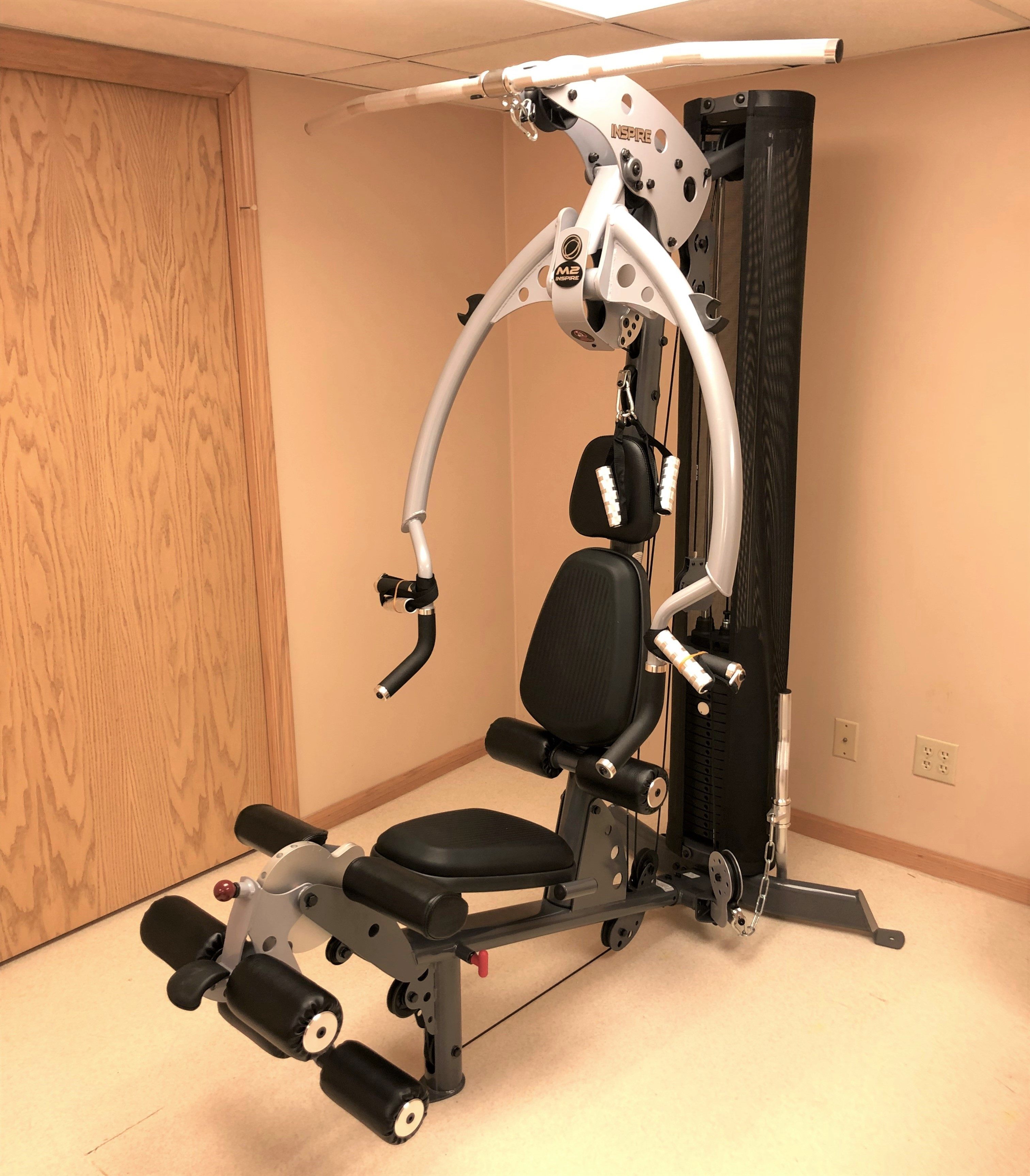 Delivery installation of fitness equipment in downers grove il