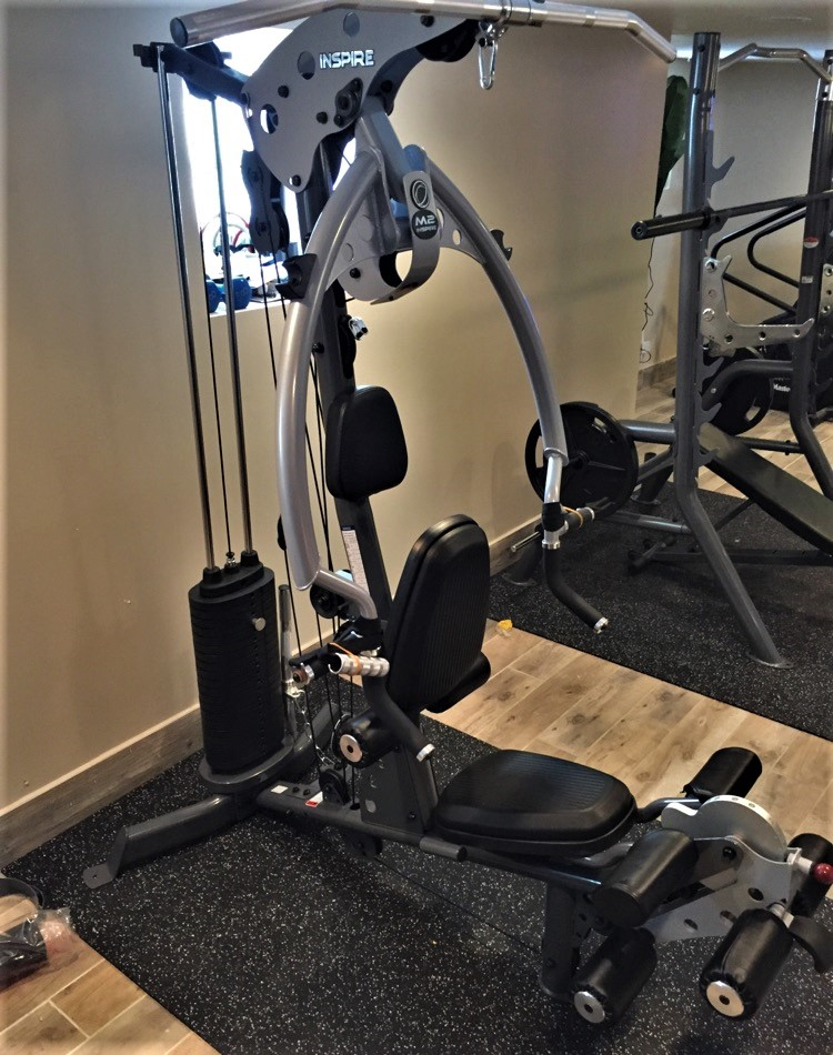 Delivery installation of fitness equipment in chicago il