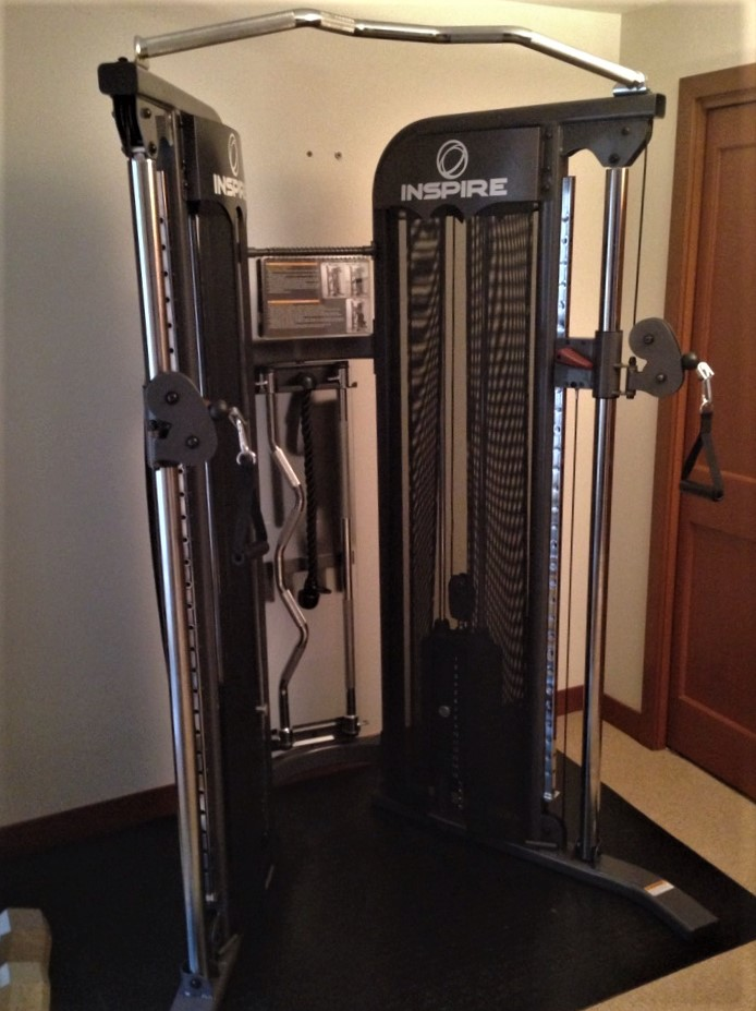 Delivery & Installation Using Incline Lift for a Precor