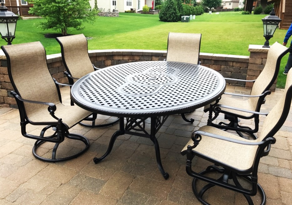Delivery Amp Installation Of Patio Furniture In Naperville