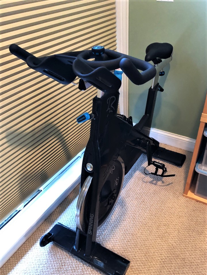 Transmotion Delivery Assembly Installation Relocation of Precor Fitness SBK863 Indoor Cycles in Chicago IL California Washington Wisconsin Michigan Indiana Illinois Muscle Gain Train Training Gym Home Fit Fitness Health Healthy Lifestyle America United States